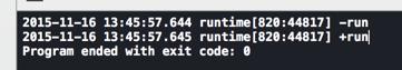 runtime运行时机制快速入门
