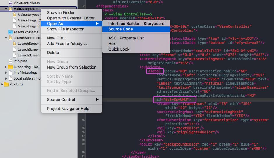 iOS项目的本地化处理(多国语言)