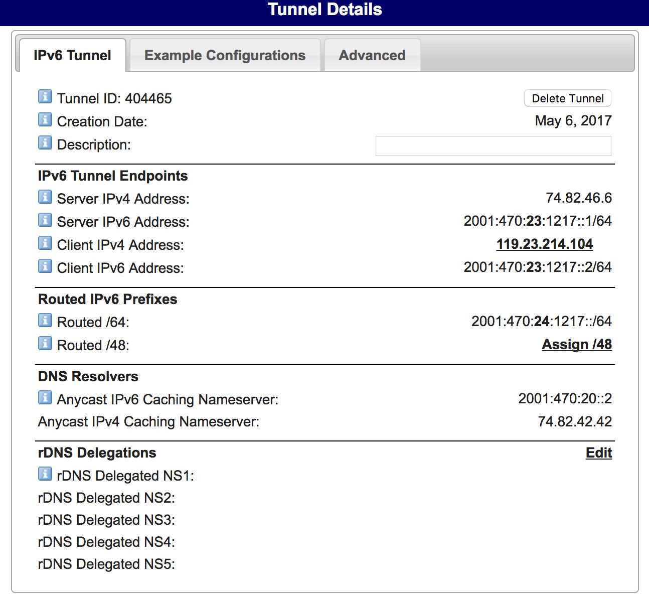 配置阿里云ECS支持IPv6