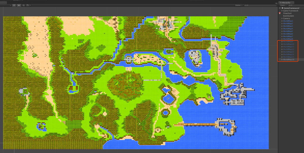 RPG游戏《重装机兵》Unity重制版