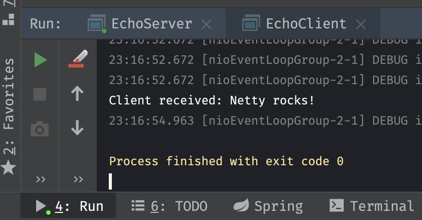 第一款Netty应用程序-Netty笔记(二)